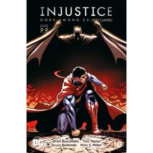 Injustice: Año cuatro nº 02