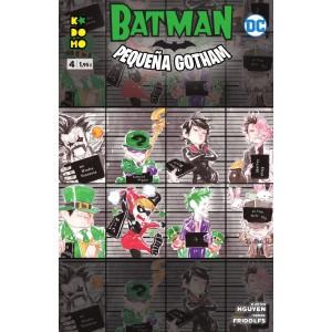 Batman: Pequeña Gotham nº 04