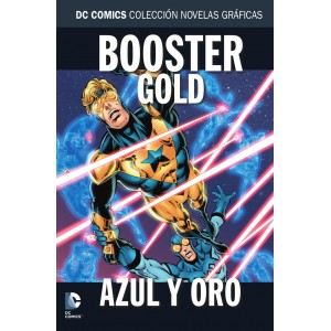 Colección novelas gráficas nº 67: Booster Gold: Azul y oro