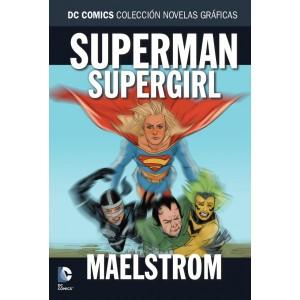 Colección novelas gráficas nº 68: Superman/Supergirl: Maelstrom
