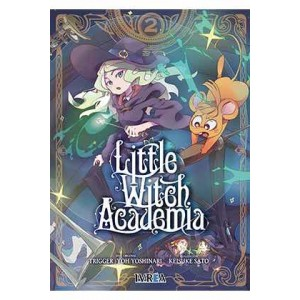 Little Witch Academia nº 02