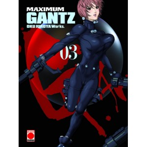 Gantz Maximum nº 03