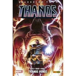 100% Marvel HC. Thanos nº 03