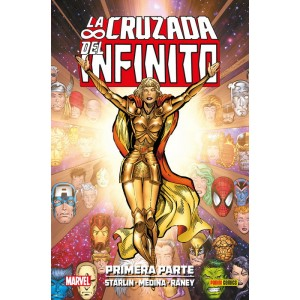 Héroes Marvel - Colección Jim Starlin nº 11