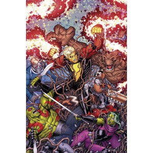 Héroes Marvel - Cuenta atrás a infinito nº 05