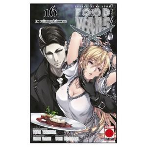 Food Wars nº 16