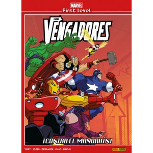 Marvel First Level nº 03: Los Vengadores ¡Contra el Mandarín!