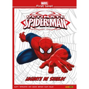 Marvel First Level nº 04: Ultimate Spiderman ¡Agente de SHIELD!