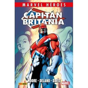 Marvel Héroes nº 92. Capitán Britania