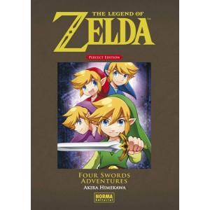 The Legend of Zelda Perfect Edition nº 05: Four Swords Adventures