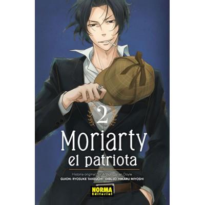 Moriarty, el patriota nº 02