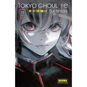 Tokyo Ghoul Re nº 13