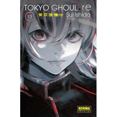 d7d78e624a0f2 Tokyo Ghoul Re nº 13 - Omega Center Madrid