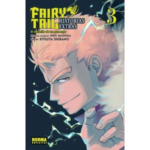Fairy Tail Historias extras nº 03