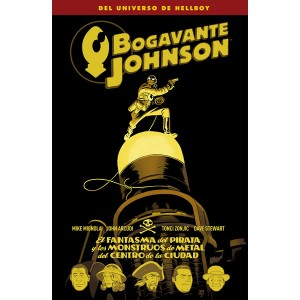 Bogavante Johnson nº 05