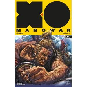 XO Manowar nº 16