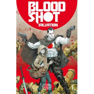 Bloodshot Salvation nº 01