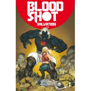 Bloodshot Salvation nº 02