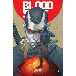 Bloodshot Salvation nº 05