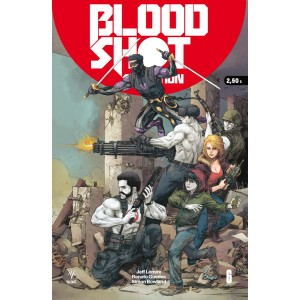 Bloodshot Salvation nº 06