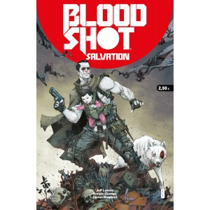 Bloodshot Salvation nº 08