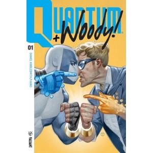 Quantum + Woody nº 01
