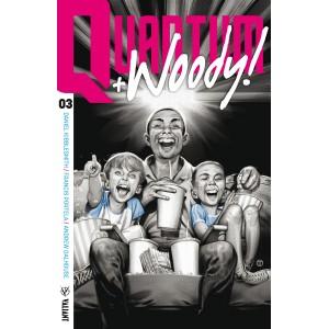 Quantum + Woody nº 03