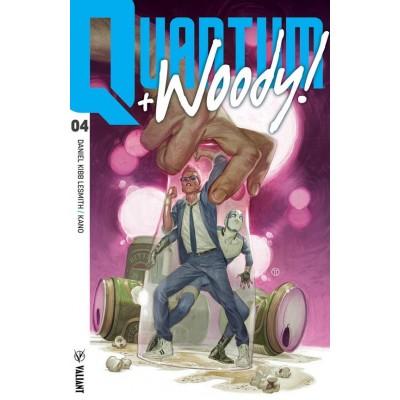 Quantum + Woody nº 04