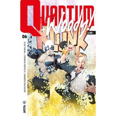 Quantum + Woody nº 06
