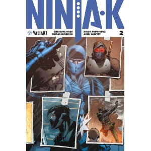 Ninja-k nº 02