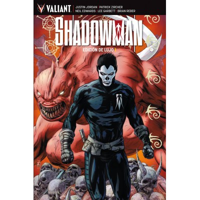 Shadowman Integral nº 01