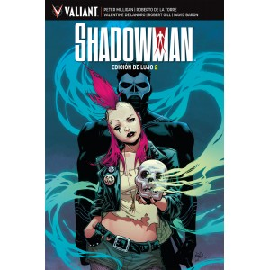 Shadowman Integral nº 02