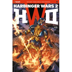 Harbinger Wars 2 nº 02