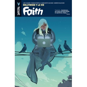 Faith nº 01 (Tomo recopilatorio)