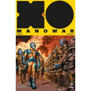 XO Manowar nº 02 (Tomo recopilatorio)