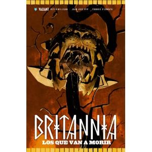 Britannia nº 02