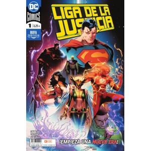 Liga de la Justicia nº 79/ 01