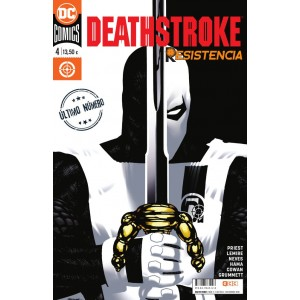 Deathstroke nº 04