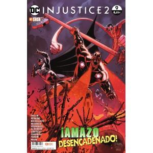 Injustice: Gods among us nº 67