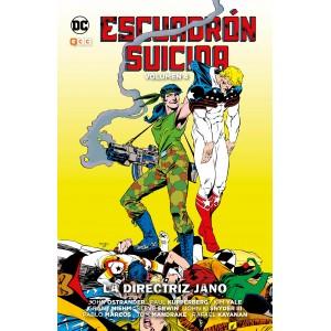Escuadrón Suicida: La directriz Jano