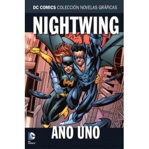Colección novelas gráficas nº 69: Nightwing: Año Uno