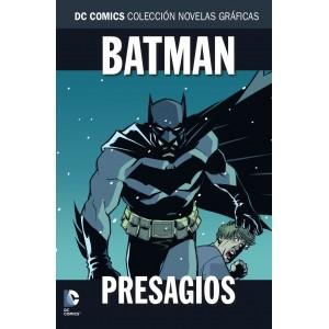 Colección novelas gráficas nº 70: Batman: Presagios