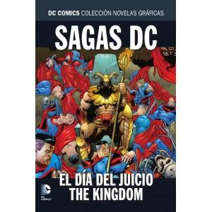 Colección novelas gráficas Especial sagas DC: El día del juicio/The Kingdom