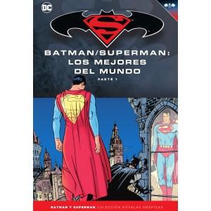 Batman y Superman - Colección Novelas Gráficas nº 49: Los mejores del mundo (Parte 1)