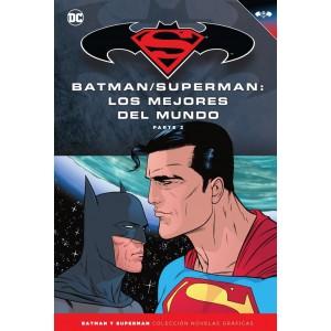 Batman y Superman - Colección Novelas Gráficas nº 50: Los mejores del mundo (Parte 2)