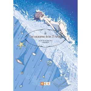 Haruko Ichikawa Omnibus nº 02: Las vacaciones de las 25 horas