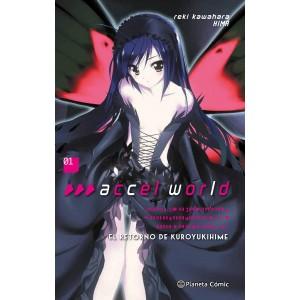 Accel World nº 01 (Novela)