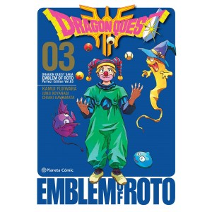 Dragon Quest: Emblem of Roto nº 03
