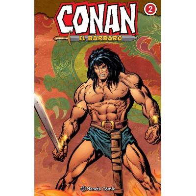 Conan el Bárbaro (Integral) nº 02