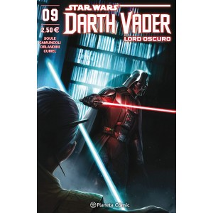 Star Wars Darth Vader: Lord oscuro nº 09